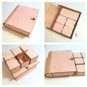 Подарочные коробки